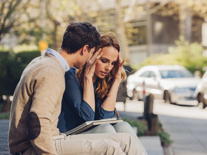 Фото №1 - Это табу: 4 вопроса, которые не стоит обсуждать с партнером