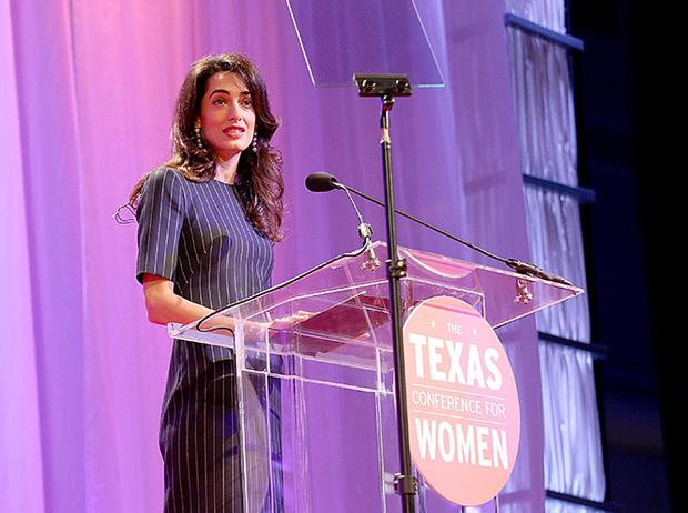 Фото №3 - Амаль Клуни: правозащитница, инфлюенсер, икона стиля