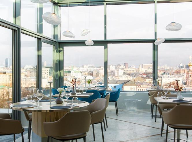 Фото №3 - 7 ресторанов Москвы с самой красивой верандой