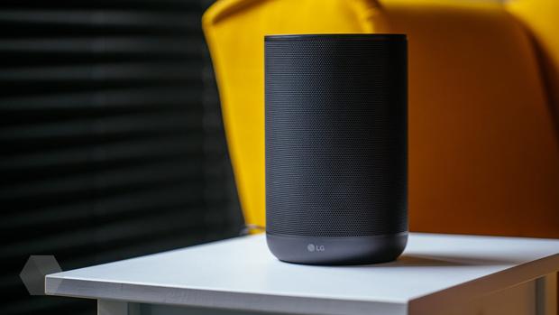 Фото №1 - Инновационная «умная» колонка LG