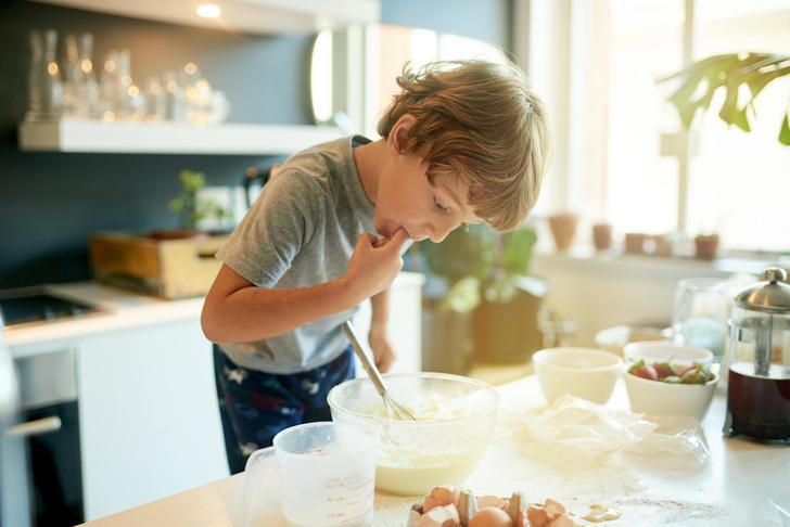 Фото №3 - Накормить и успокоить: каким должно быть питание гиперактивного ребенка