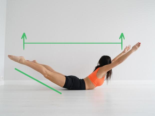 Фото №11 - Тренировка гимнастов: 5 простых упражнений для гибкости