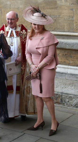 Фото №13 - 10 самых стильных гостей на свадьбе Леди Габриэллы Виндзор