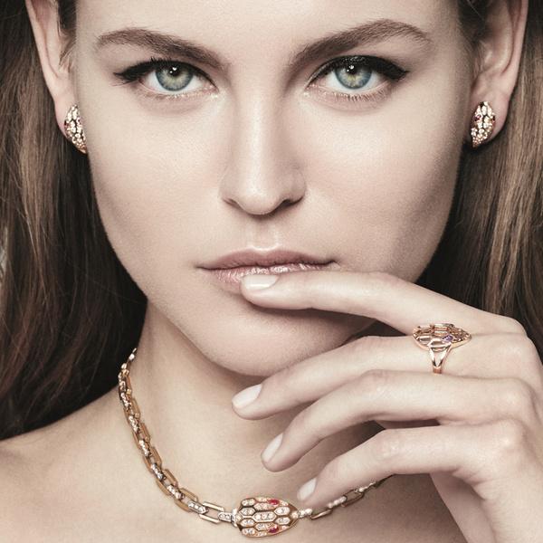 Фото №2 - Глаза змеи: новая ювелирная коллекция Bulgari