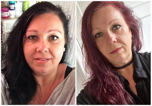 Клэр Дьюсбери, кардинальное похудение: женщина похудела на 60 кг из-за фото в шкафу