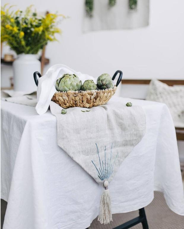 Фото №6 - Модные скатерти для летнего стола