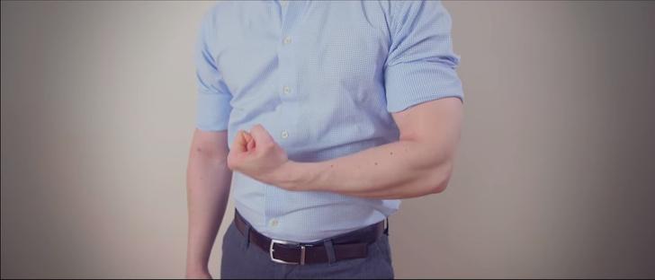 Фото №4 - 5 способов закатать рукава рубашки на все случаи жизни