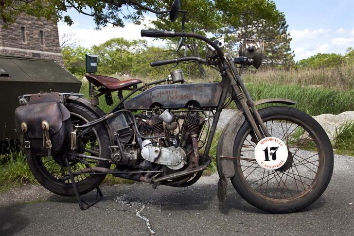 Фото №2 - Мотоцикл из консервной банки: история компании «Харлей-Дэвидсон»