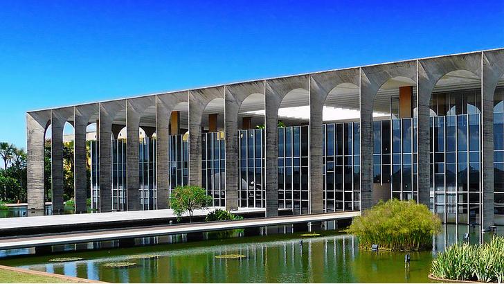 Фото №8 - Бразилиа: самый сумасшедший градостроительный проект в истории