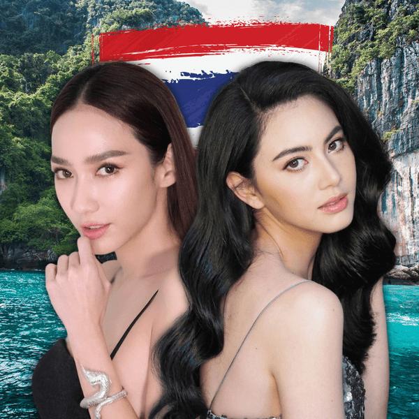 Фото №1 - Самые красивые тайские актрисы 😍🇹🇭