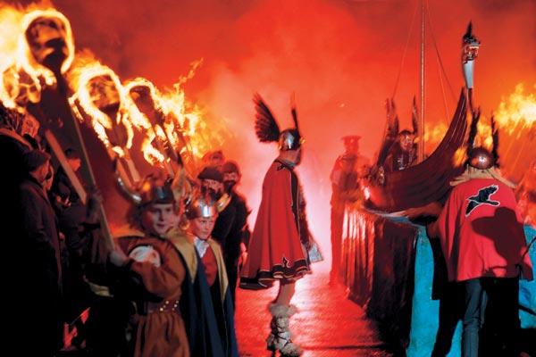 Фото №1 - Шотландцев пламенная страсть