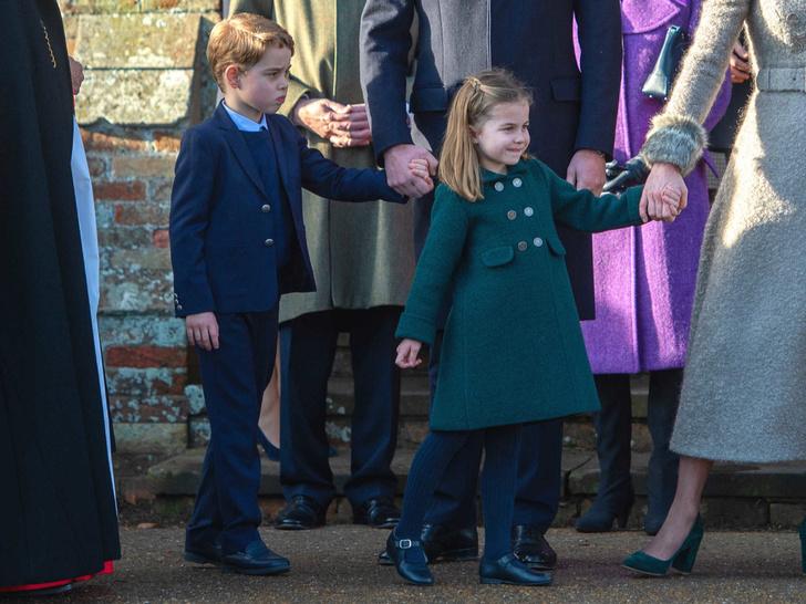 Фото №1 - На первом плане: почему Шарлотта всегда будет популярнее Джорджа