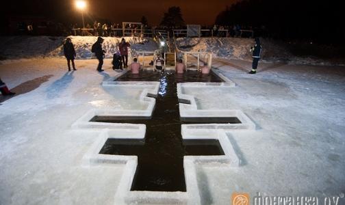 Фото №1 - Крещенские купания в Петербурге прошли без обморожений