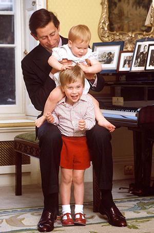 Фото №26 - Принц Уильям: история в фотографиях