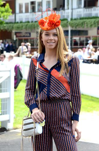 Фото №25 - Чья шляпа лучше: герцогиня Кембриджская и другие на Royal Ascot 2017