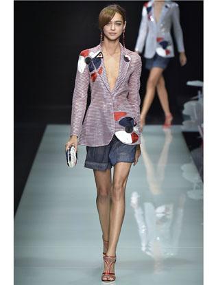 Фото №6 - Неделя моды в Милане: Giorgio Armani