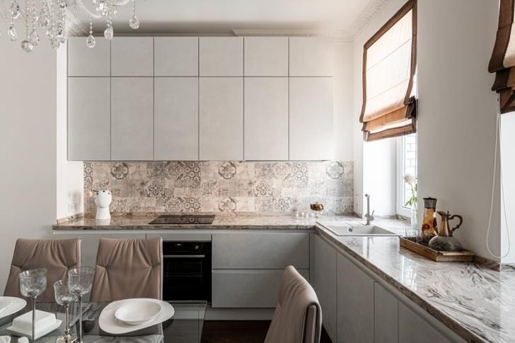 Фото №14 - Сердце дома: 8 самых ярких современных идей для оформления вашей кухни