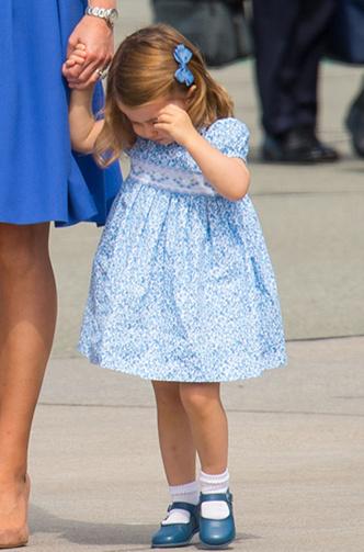 Фото №19 - Принцесса Шарлотта Кембриджская: третий год в фотографиях