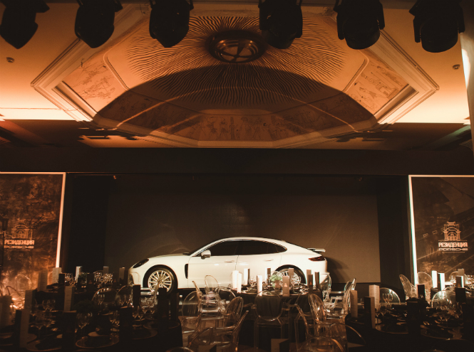 Фото №2 - Презентация новой модели Porsche в Москве