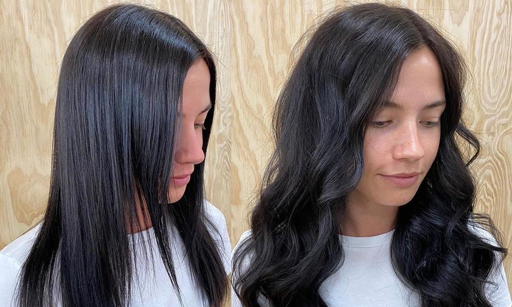 Как наращенные волосы меняют внешность: 22 фото до и после