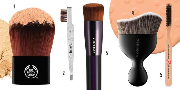 Фото №1 - 7 вещей о кистях для макияжа, которые надо знать