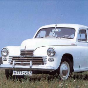 Фото №1 - В Барнауле пройдет ралли ретро-автомобилей