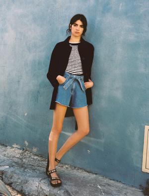 Фото №3 - Весенний дресс-код: 25 модных вещей из коллекции Maje