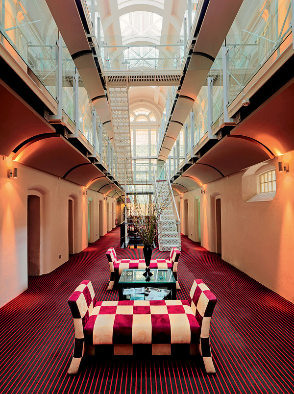 Фото №20 - 25 самых необычных отелей мира