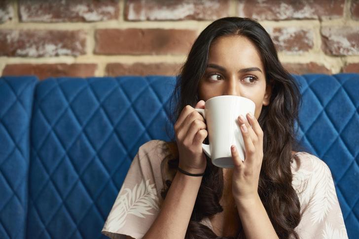 Почему нельзя пить остывший кофе с молоком