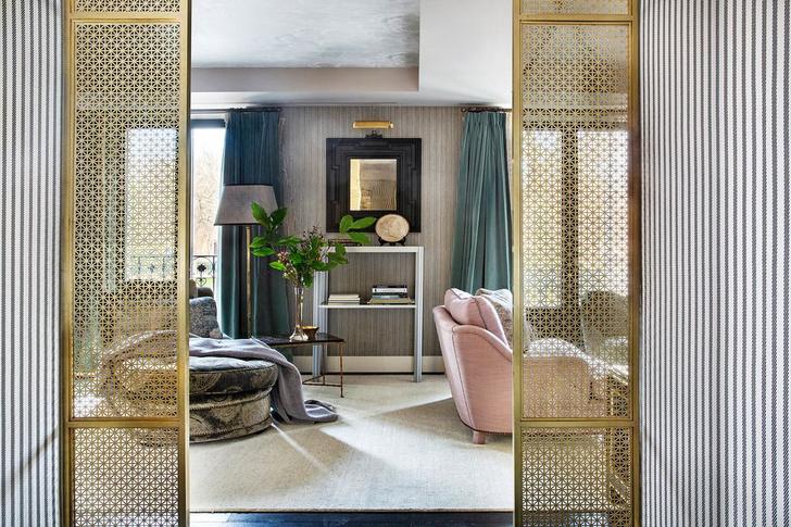 Фото №3 - Эклектичная квартира с антиквариатом в Мадриде
