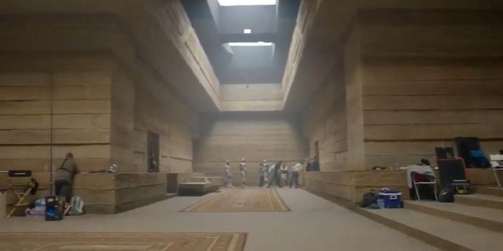 Фото №2 - Топ-8 захватывающих фактов о фильме «Дюна», которые остались за кадром 😍