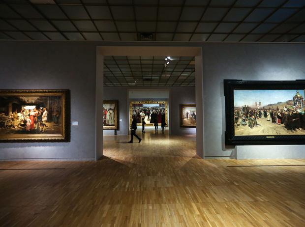 Фото №2 - Искусство, космос и мода: 12 лучших виртуальных выставок по всему миру