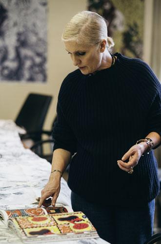 Фото №2 - Мария Грация Кьюри: «Меня мотивируют страсть и творческий голод»