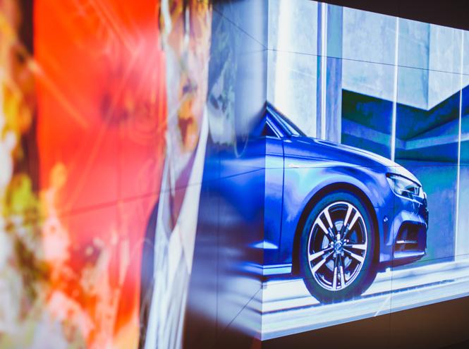 Фото №3 - Светлана Бондарчук, Анна Цуканова-Котт и другие на предпоказе «Афера по-американски» в Audi City Moscow