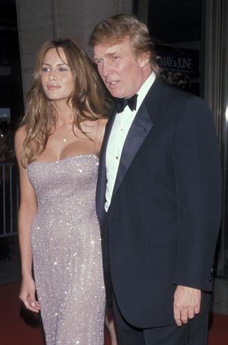 Фото №6 - Неочевидная причина, почему Мелания вышла замуж за Дональда Трампа