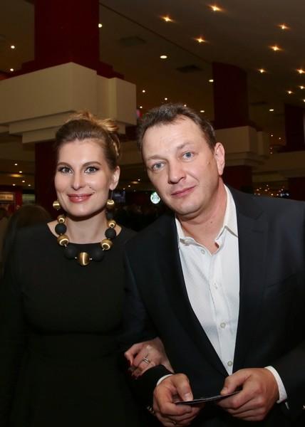 Елизавета Шевыркова и Марат Башаров