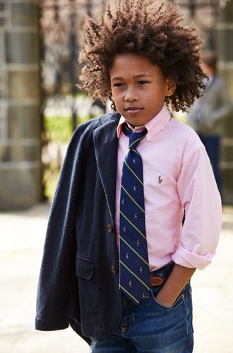 Фото №10 - В школу в поло: детский лукбук осенней коллекции Polo Ralph Lauren