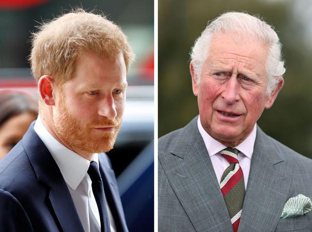 Фото №1 - Удар в спину: как Чарльз отреагировал на новые обвинения от Гарри