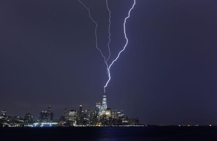 Фото №1 - Гром и молния