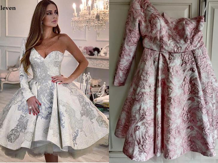 Ожидание и реальность: платья с AliExpress
