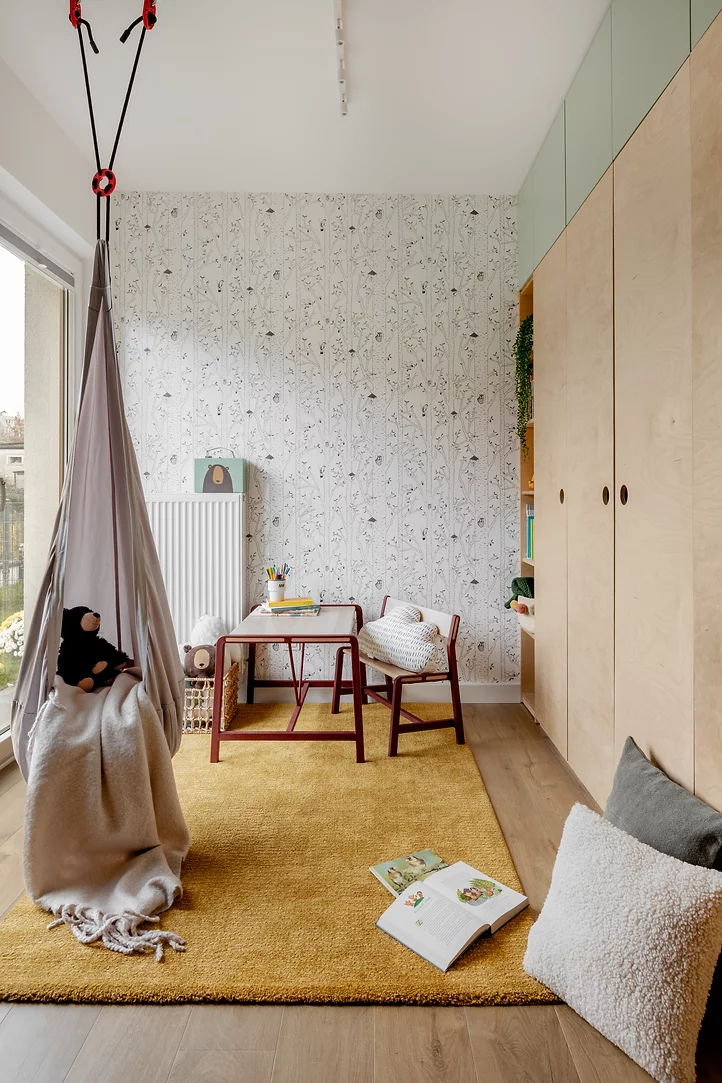 Фото №5 - Зеленая квартира 98 м² в Варшаве