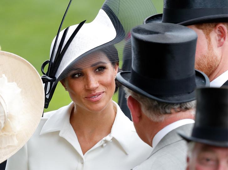 Фото №1 - У герцогини Меган появилась тайная подруга в Лондоне