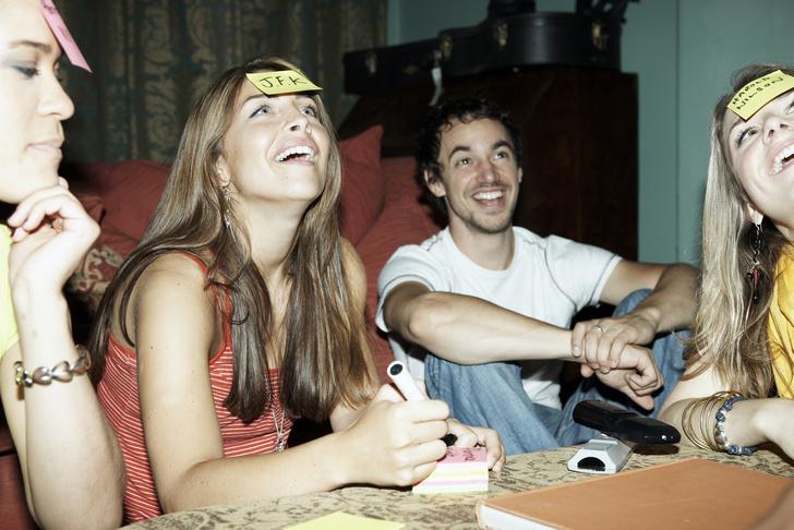 Фото №3 - 30 крутых челленджей, которые сделают любую вечеринку незабываемой