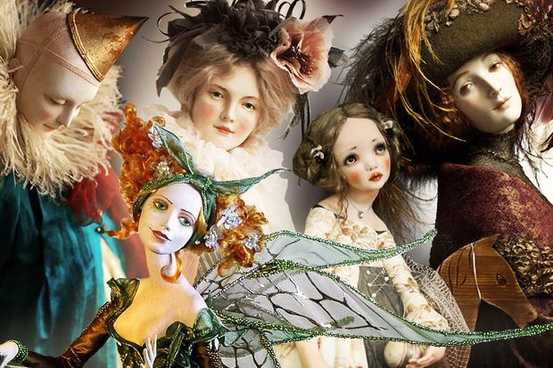 Фото №1 - Выставка кукол, которую нельзя пропустить