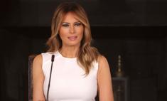 От модели к первой леди: как менялся стиль Мелании Трамп