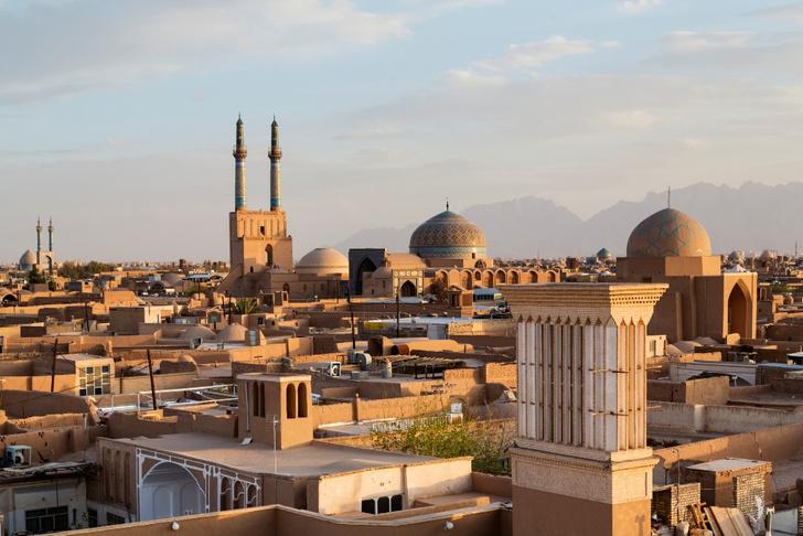 Фото №9 - Иран: мини-гид в 12 открытках