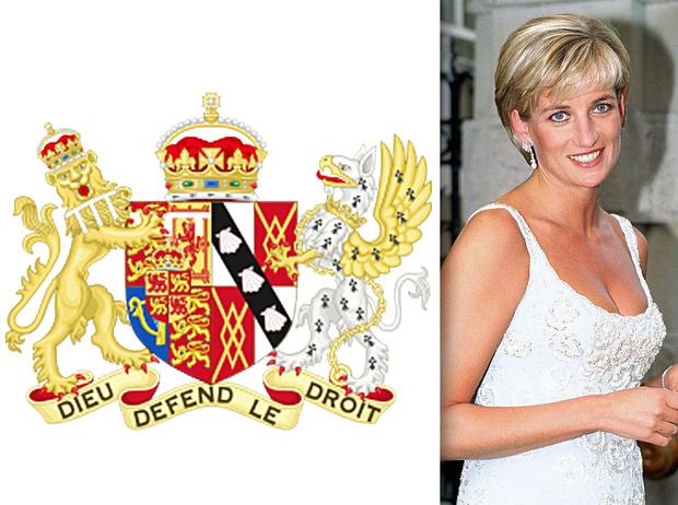 Фото №4 - Певчая птица, которую «задушила» Корона: как герб герцогини Меган оказался пророческим