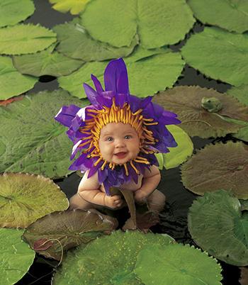 Фото №2 - Как организовать фотосессию малыша