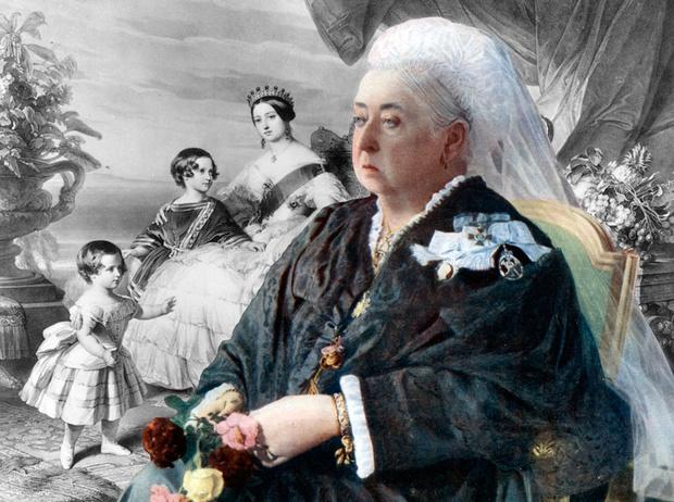 Фото №1 - Многодетная королева Виктория: действительно ли она ненавидела своих детей?