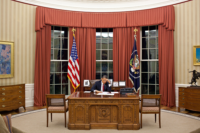 Фото №12 - Белый дом Дональда: кого дразнит Трамп?